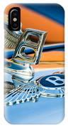 Bentley Hood Ornament IPhone Case
