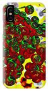 Berries Art IPhone Case