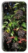 Berry Tree IPhone Case