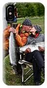 Besame Mucho . Salmon Love Story. IPhone X Case