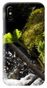 Beside The Waterfall IPhone Case