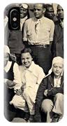 Bessie Coleman Aero Club IPhone Case