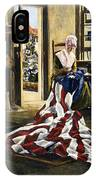 Betsy Ross (1752-1836) IPhone Case
