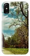 Betsy William's House IPhone Case