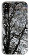 Between Heaven And Earth Expressionism Art IPhone Case