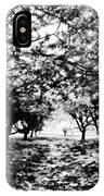 Between Trees II IPhone Case