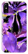 Beware The Midnight Garden IPhone Case