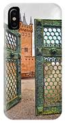 Beyond The Courtyard Gate IPhone Case