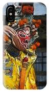 Bian Jiang Dancer Color Drawing Hp IPhone Case