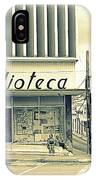 Biblioteca Cubana IPhone Case