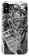 Bicycle 5 IPhone Case