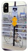 Bicycle Memorial IPhone Case