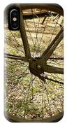 Bicycle Tire IPhone Case