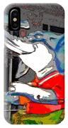 Big Al - Bama's Mascot IPhone Case