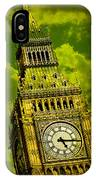 Big Ben 14 IPhone Case