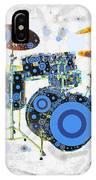 Big Boom Bullseye IPhone Case