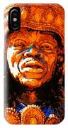 Big Chief Tootie IPhone Case