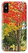 Big Colorful Sleep IPhone Case