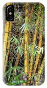 Big Island Bamboo IPhone Case