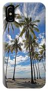 Big Island Hawaii Palm Stretch IPhone Case