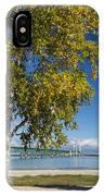 Big Mackinac Bridge 67 IPhone Case