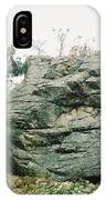 Big Rock IPhone Case