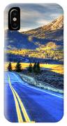 Big Sky IPhone Case