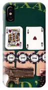 Big Slick IPhone Case