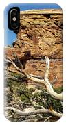 Big Spring Canyon Overlook IPhone Case