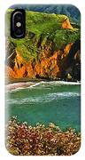 Big Sur California Coastline IPhone Case