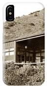 Big Sur Hot Springs Now The Esalen Institute California Circa 1961 IPhone Case