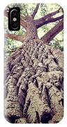 Big Tree Bark IPhone Case