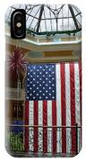 Big Usa Flag 1 IPhone Case