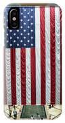 Big Usa Flag 2 IPhone Case