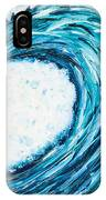 Big Wave Of Nazare IPhone Case