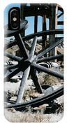 Big Wheel Bodie IPhone Case