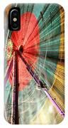 Big Wheel Edinburgh IPhone Case