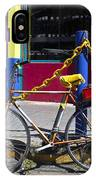 Bike La Boca IPhone Case