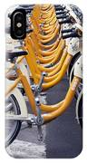 Bike Mi Comune Di Milano Italia IPhone Case