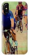Bikers IPhone Case