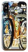 Bikes Hanging Around IPhone Case