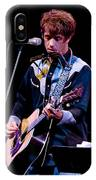 Bill Malonee Of Vigilantes Of Love IPhone Case