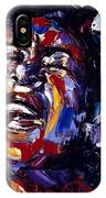 Billie Holiday Jazz Faces Series IPhone Case