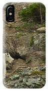 Billy Goat 3 IPhone Case