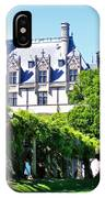 Biltmore House And Gardens IPhone Case