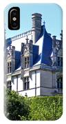 Biltmore House In Summer IPhone Case