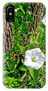 Bindweed In Pipestone National Monument-minnesota IPhone Case