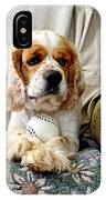 Bingo And His Ball  IPhone Case