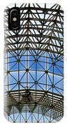 Biosphere2 - Arched Stucture IPhone Case