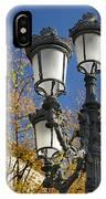 Bip Rambla Streetlight IPhone Case